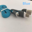 1M/3FT Fast Charger Data Sync Micro USB&Type C 2 in 1 Cable For Oneplus 2 3 3t