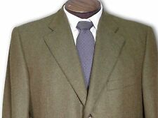 $2895 Ermenegildo Zegna 100% Cashmere Sport Coat 44 B081