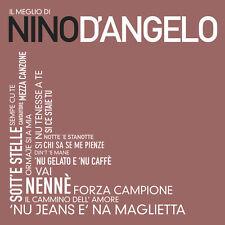 """NINO D'ANGELO  """"IL MEGLIO DI..."""" (2CD)"""