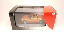 J Collection JC039 Nissan 350Z Cabriolet convertible orange 1/43