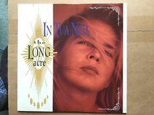 In Tua Nua - The Long Acre 1988 Vinyl LP (Excellent EX +)
