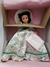 """Madame Alexander Scarlett 8"""" Doll #1102 w/Box, GIFTED/NEVER DISPLAYED."""
