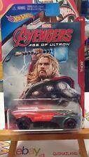 Hot Wheels Avengers Buzz Bomb Thor (9969)