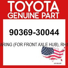 TOYOTA GENUINE 90369-30044 BEARING (FOR FRONT AXLE HUB), RH/LH OEM