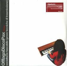 OFFLAGA DISCO PAX - SOCIALISMO TASCABILE -  2LP VINILE ROSSO +CD NUOVO SIGILLATO