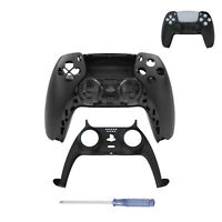 ABS Upper Lower Face Case Cover Handle Housing Shell DIY for PS5 Game Controller