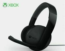 Xbox One Gaming Headset - Microsoft Official 3.5mm Stereo Gaming Headset + Mic