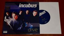 "INCUBUS DRIVE 7"" VINYL EP *RARE* NUMBERED EDITION UK PRESS 2001 EPIC LIMITED New"