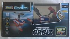 Revell Orbix Quadcopter 23928 4 Channel GHz Remote Control- Great For Beginners