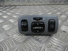 TOYOTA YARIS VERSO 2000 WING MIRROR SWITCH
