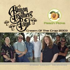 Allman Brothers Band - Cream Of The Crop 2003 (CD, 2018 4-Disc Collection) New