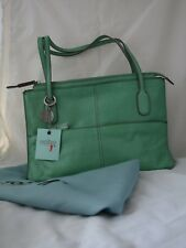Mint Green Leather Bag by Hobo NEW