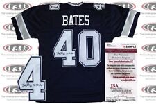 Bill Bates Signed Custom Pro Style Jersey JSA Witnessed