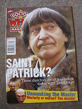 'Doctor Who Magazine' - #254 - Jul 1997 - Marvel Comics