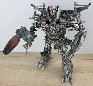 Custom Paint/Mold Transformers Movie Masterpiece Edition Megatron w/Fusion Cann