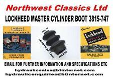 Lockheed Brake Master Cylinders