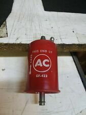 1963 - 1966 BUICK FUEL FILTER RED  (AC)  GF423