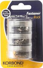 Korbond Fastener Pack 40pcs 10mm, 8mm, 5mm