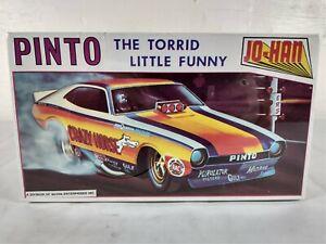 Crazy Horse Pinto The Torrid Little Funny Car Jo-Han 1:25 Model Kit # GC-3200