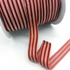 "5yds 1/"" Pink Velvet Ribbon Headband Clips Bow Wedding Decoration #x002 25mm"