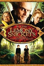 Lemony Snicket's A Series Of Unfortunate Events (DVD, 2004)
