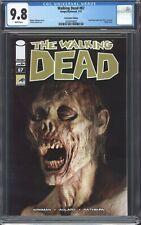 WALKING DEAD #87 (SDCC/Photo Variant) CGC 9.8 / Robert Kirkman!