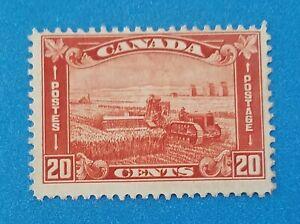 Canada Scott #175 MLH original gum. Gum dist. Good colors, perfs.