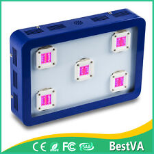 Bestva X5 1500W Hydroponic LED Grow Light Full Spectrum for Flower Grow  Bloom