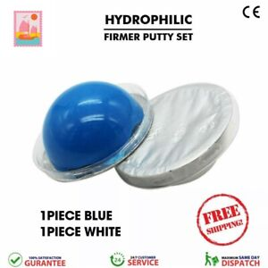Dental Impression Silicone Putty mould Material Hydrophilic Firmer quick setting