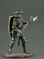 Painted Toy tin soldiers 54 mm .ELITE Soldier. European Knight