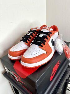 Size 6.5Y🔥Air Jordan 1 Low OG Shattered Backboard Starfish✅CZ0858-801🚀ShipFast