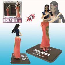 """ONE PIECE/ FIGURA NICO ROBIN THE NEW WOLRD 16 CM-  DEAD OR ALIVE 6,3""""  IN BOX"""