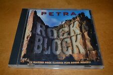Petra Rock Block CD 1995 Christian Rock God Gave Rock And Roll To You Judas Kiss