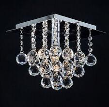 Artículos de iluminación de techo de interior sin marca de cristal