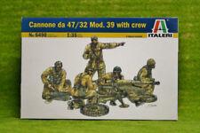 CANNONE da 47/32 Mod. 39 With Crew WW2 ITALERI 6490
