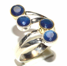 Sapphire 925 Sterling Silver Ring Jewelry s.8 JB16618