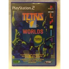 Tetris Worlds Sony Playstation 2 PS2 Pal
