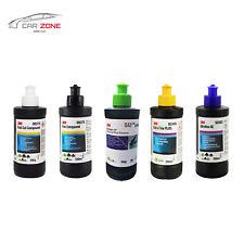 3M Fast Cut Plus Extreme+ 3M Extra Fine Plus+ 3MUltrafina+ 2x Compounds (5x250g)