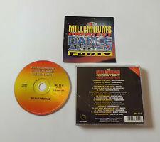 CD  The Millennium's Greatest Dance Anthem Party  18.Tracks  1998  135