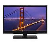 """Element ELEFW195 19"""" HD LED LCD TV - Black"""