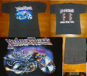 Judas Priest shirt tour Pain killer 1991 XL - VG+   Iron Maiden