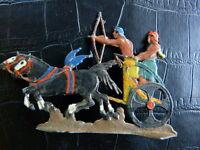 Plats d'étain - Zinnfiguren - Chariot égyptien n° 6