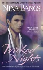 Wicked Nights - Nina Bangs (Paperback)