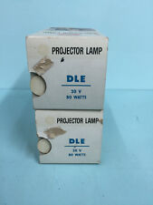 DLE G.E. LAMPS (NOS) BEING SOLD SEPARATELY