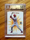 2001 Albert Pujols SP Authentic #126 /1250 RC BGS 9.5 Gem Mint (10 9.5 9.5 9.5)
