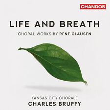 Kansas City Chorale - Life & Breath: Choral Works By Rene Clausen [New SACD] Hyb