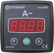 DATAKOM DA-0101 72x72 Painel Ammeter Digital (1 Fase)