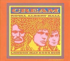 Royal Albert Hall: London May 2-3-5-6 2005 by Cream (CD, Oct-2005, 2 Discs, Reprise)