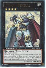 YU-GI-OH: ZUBABA GENERAL - ULTRA RARE - WGRT-EN104 - LIMITED EDITION