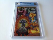 WIZARD ACE EDITION FANTASTIC FOUR 48 CGC 9.6 WHITE PS REPRINT 1ST SILVER SURFER